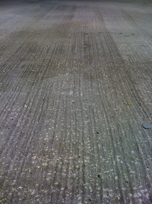 Concrete Scarification Services